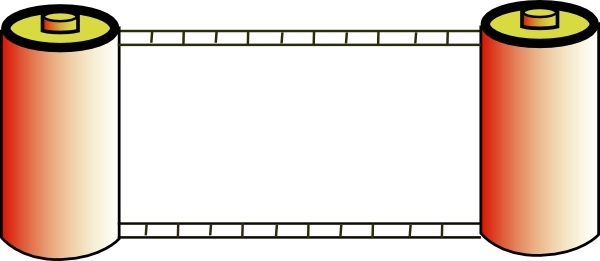 Film Photo clip art Free vector in Open office drawing svg ( .svg.