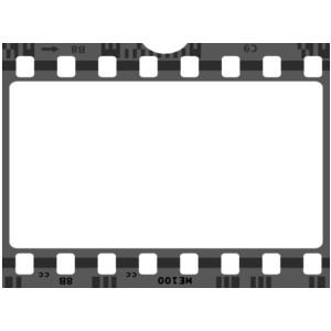 movie film border clip art.