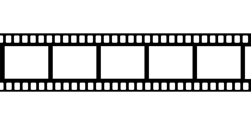 Free vector graphic: Film, Strip, 35Mm, Frame, Camera.