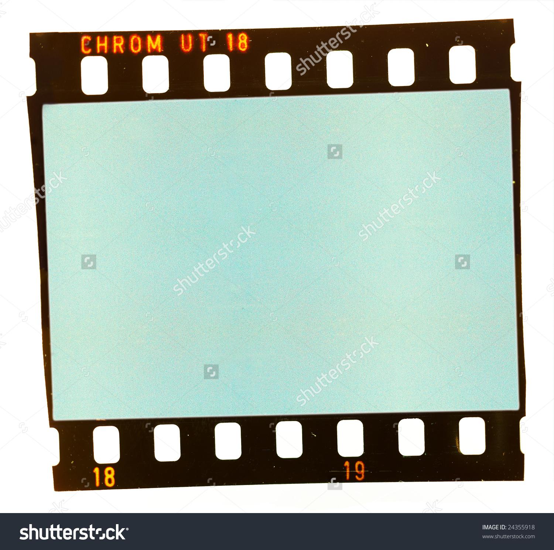 Old Slide Frame Film Grain Stock Photo 24355918.