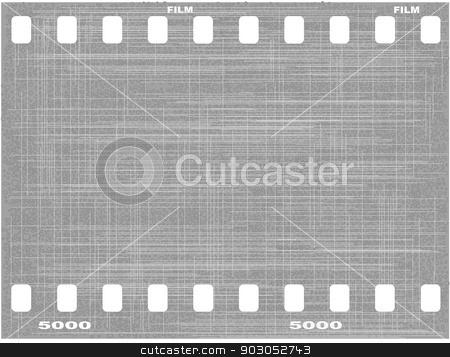 Film Grain Grunge stock vector.