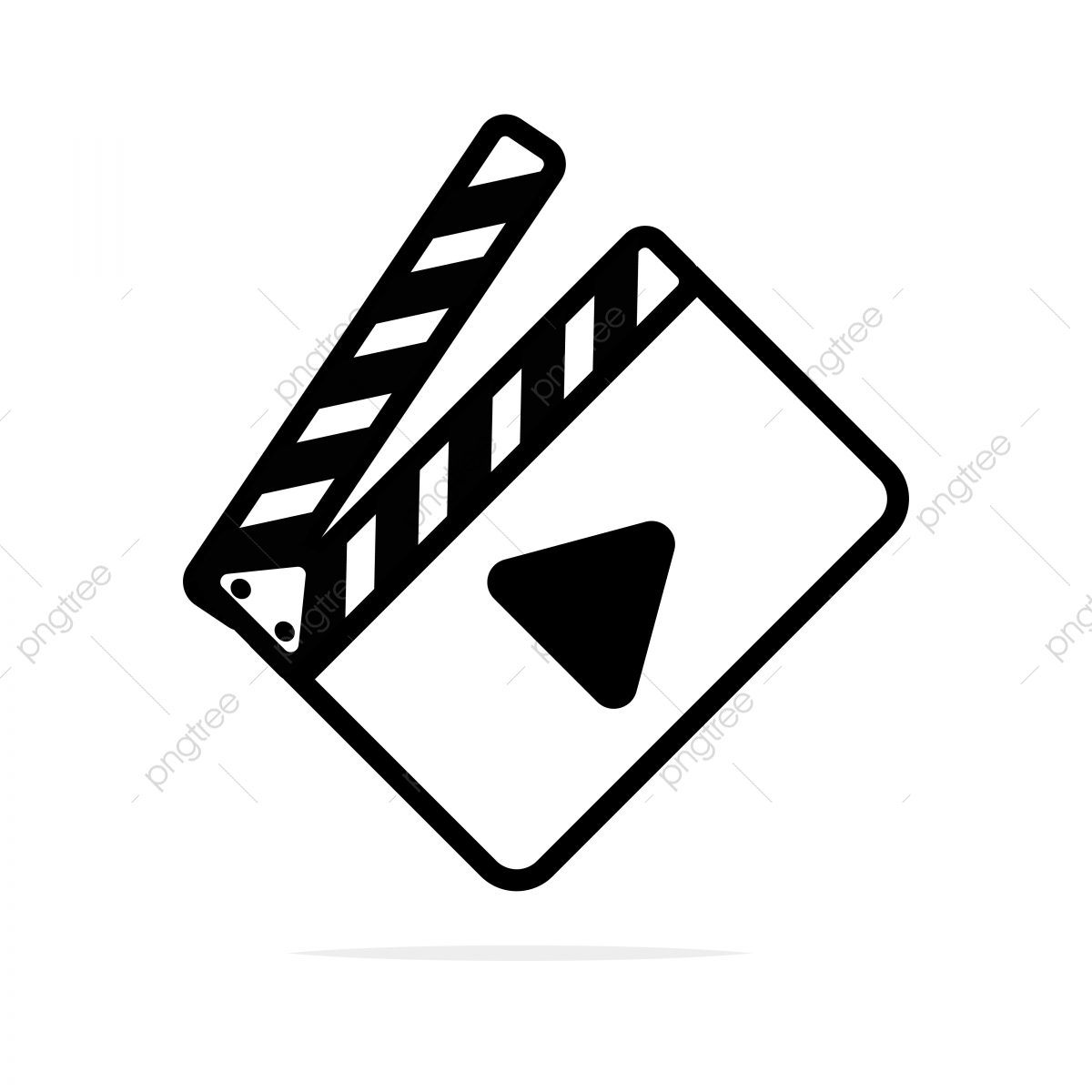 Movie Icon Which Is Designed For All Application Purpose New, Icon.