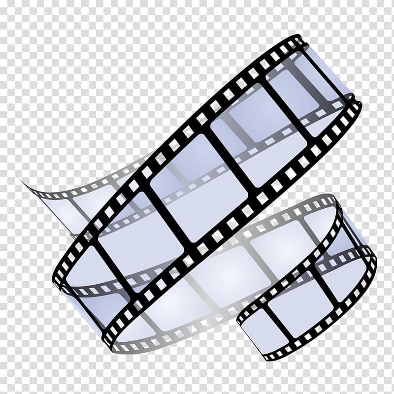 Film illustration, graphic film Movie camera, cine.