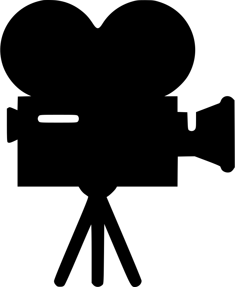 Movie Camera Icon Png #53436.