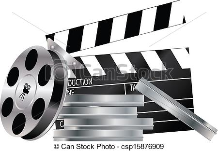 Film production Clip Art and Stock Illustrations. 9,457 Film.