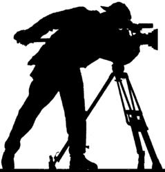 Film Production Services Clip Art.
