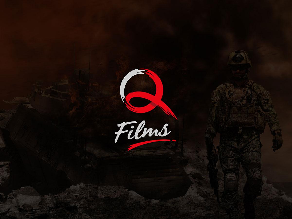Film Production Company Logo Design.