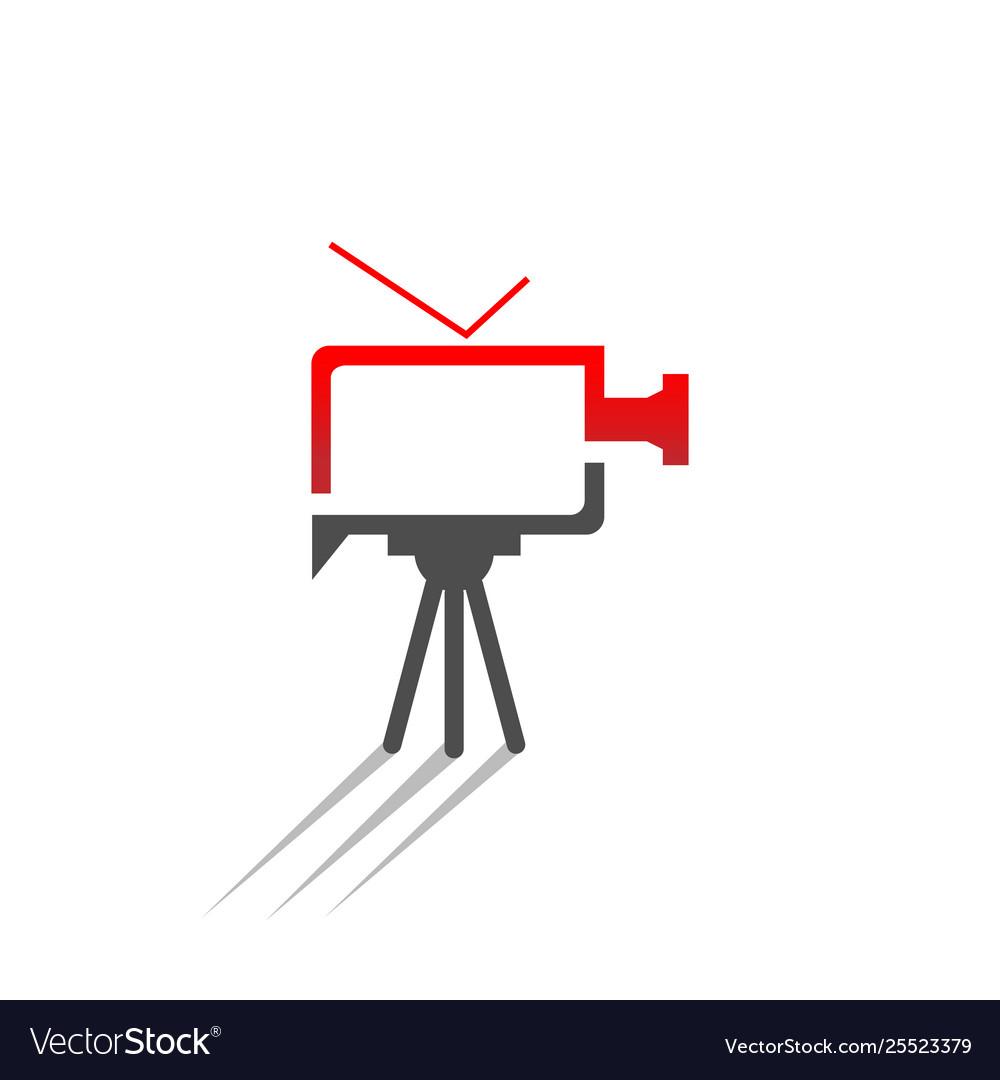 Video production logo.