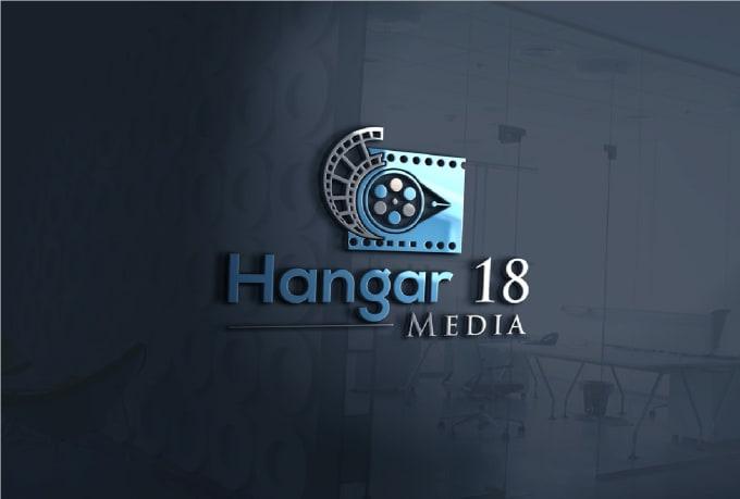 design original high quality wonderful film production logo with express  deliver.