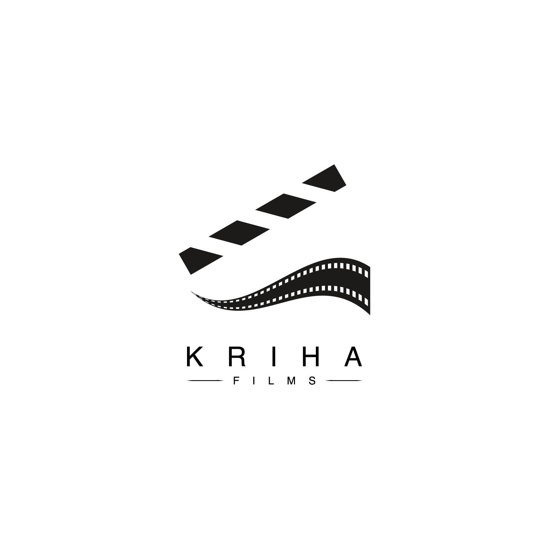 """Upmarket, Modern, Film Production Logo Design for """"Kriha."""