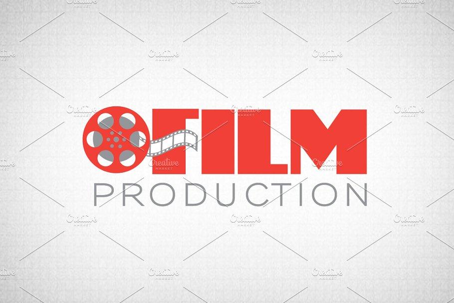 Film Production Logo.