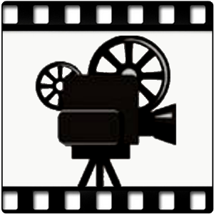 Movie projector clip art free.