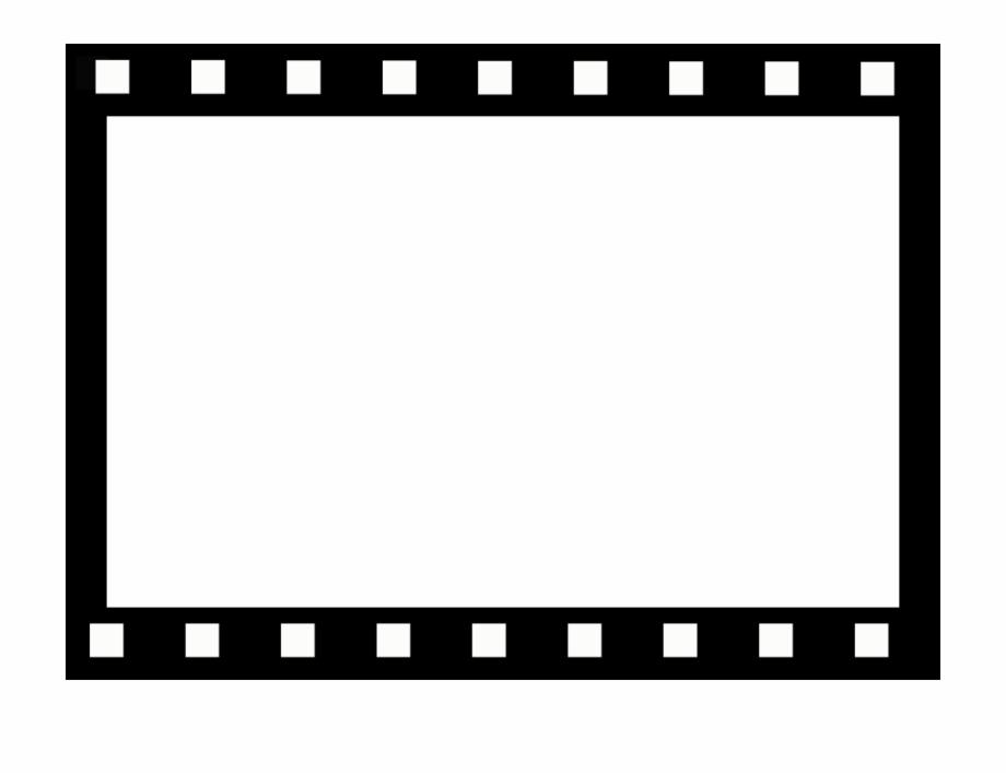 Film Reel Border Clipart Filmstrip Clip Art.