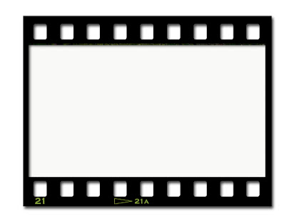 Free clipart film strip border.