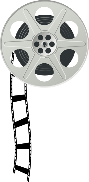 Movie Reel Clip Art & Movie Reel Clip Art Clip Art Images.
