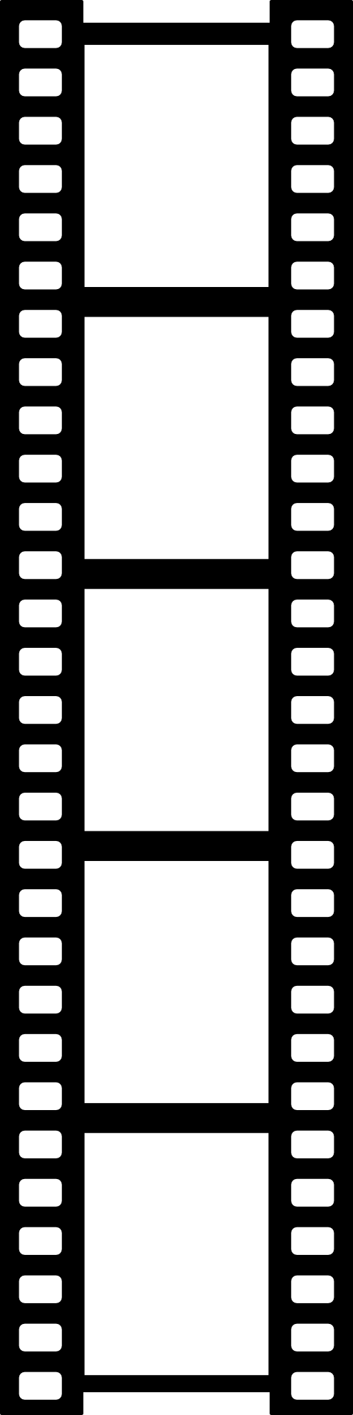 Movie Film Reel Clip Art.