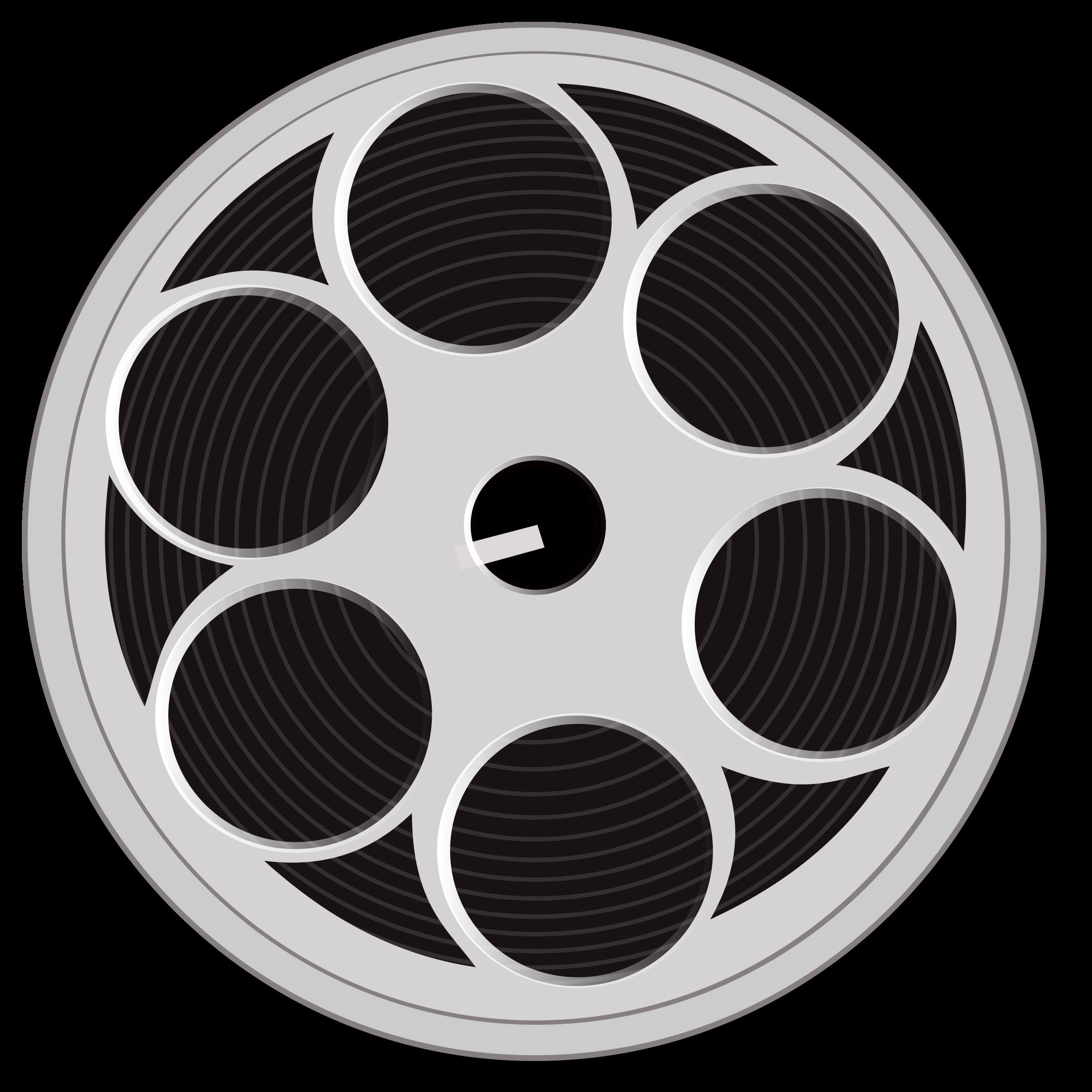 Film Reel Clipart Clip art of Film Clipart #5784 — Clipartwork.