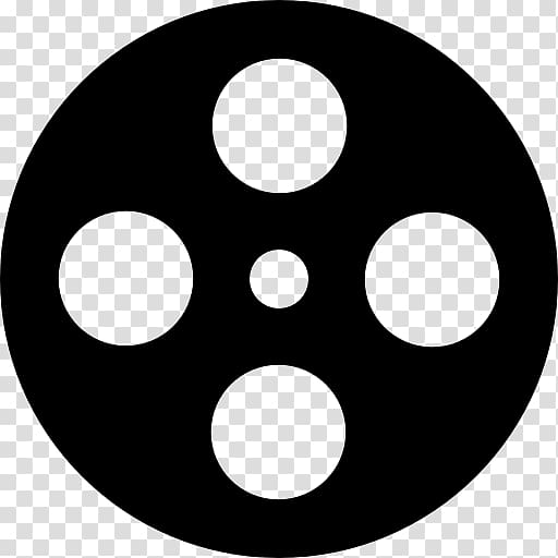 Computer Icons Film Reel , film reel transparent background.
