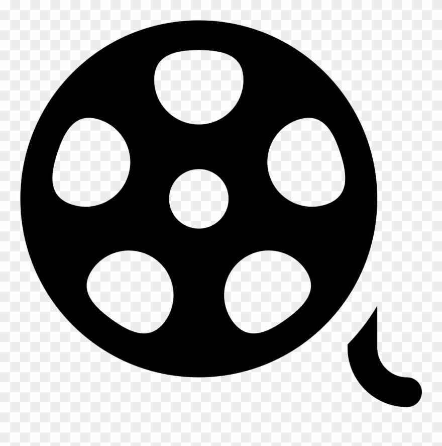 Film Reel Icon.