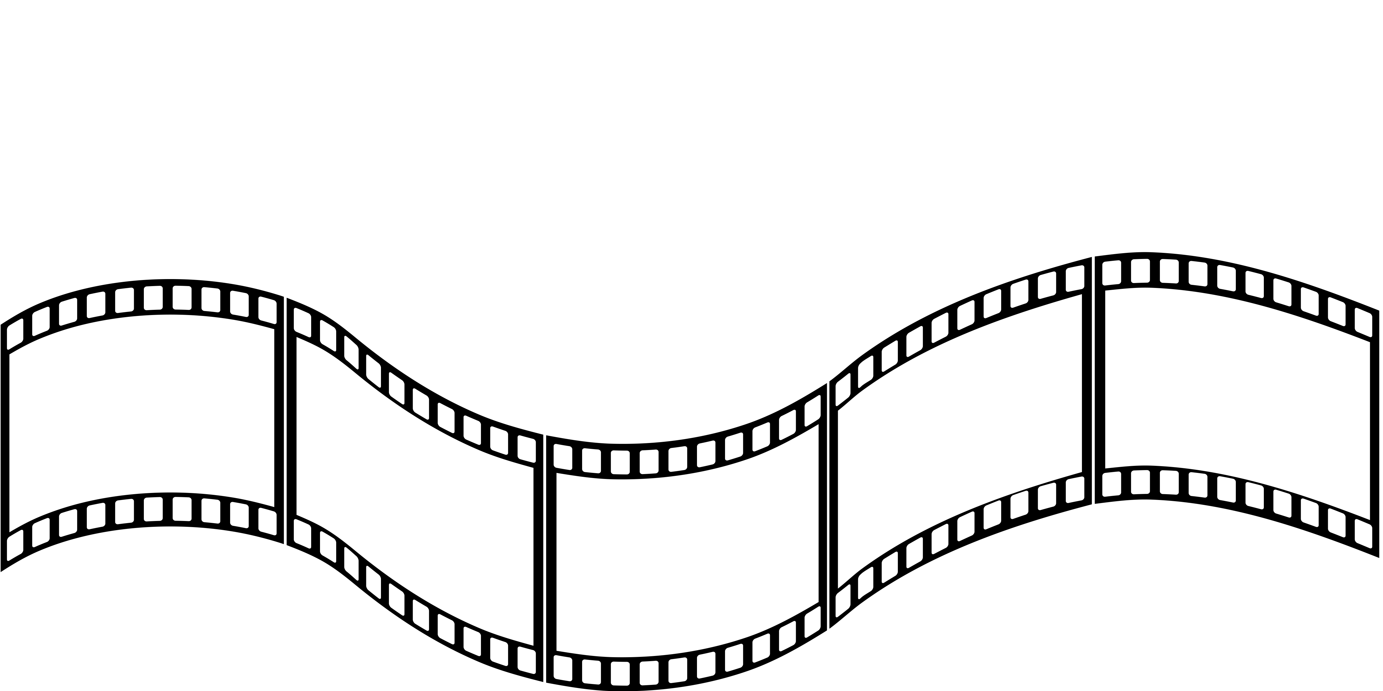 Movie Film Reel Clipart.