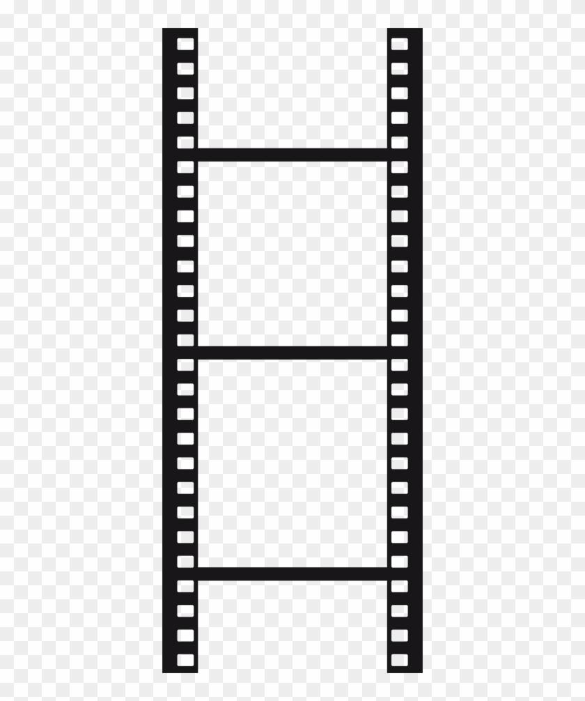 Roll Film Door Sticker.
