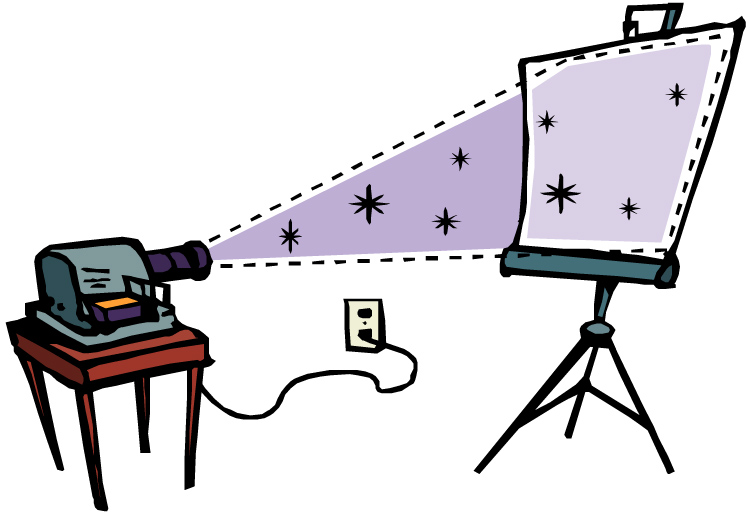 Screening Clipart.