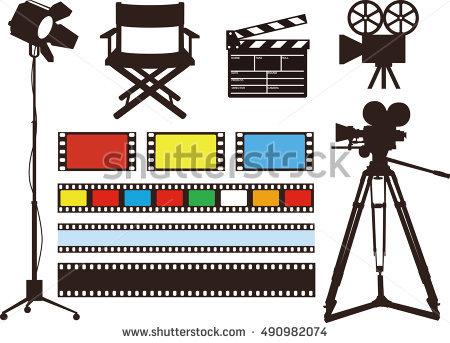 Film Set Stock Photos, Royalty.