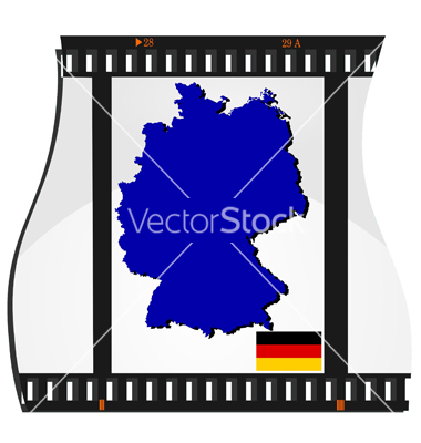 Film shots germany vector by dunkan.