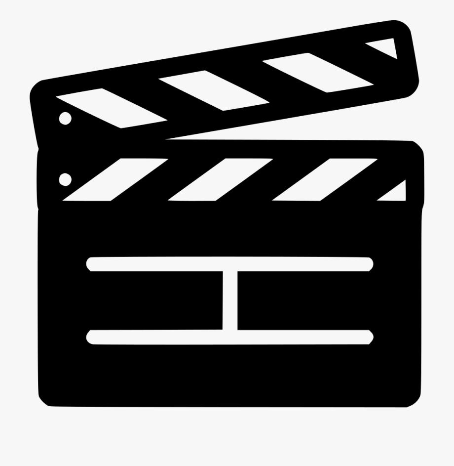Film Slate Png.