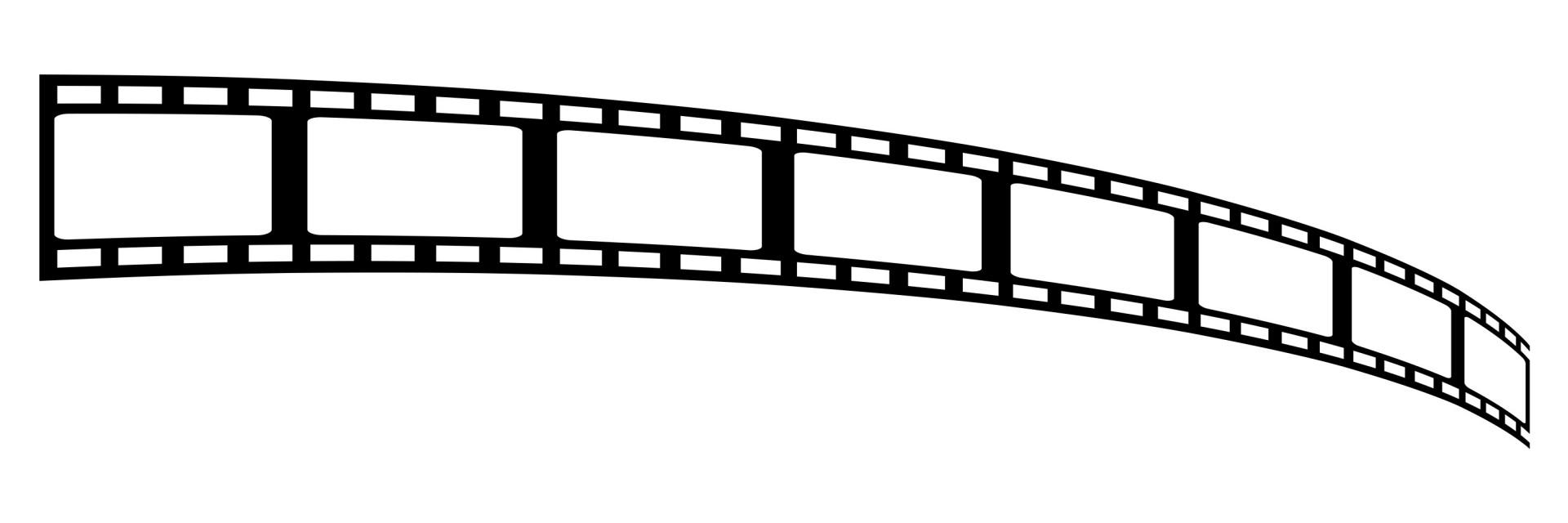 Film strip clip art at vector clip art.