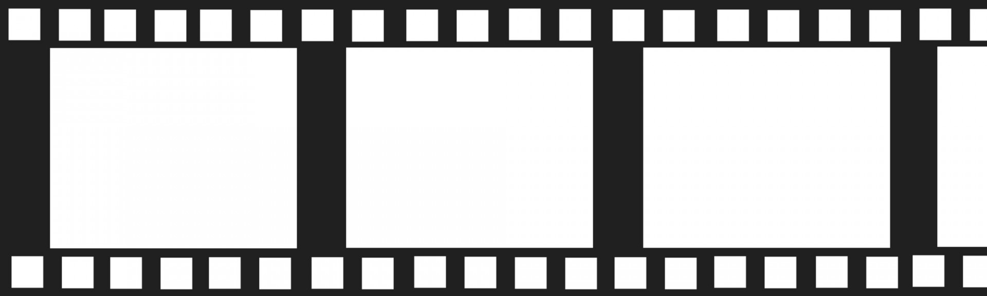 Free Film Strip Border Template.