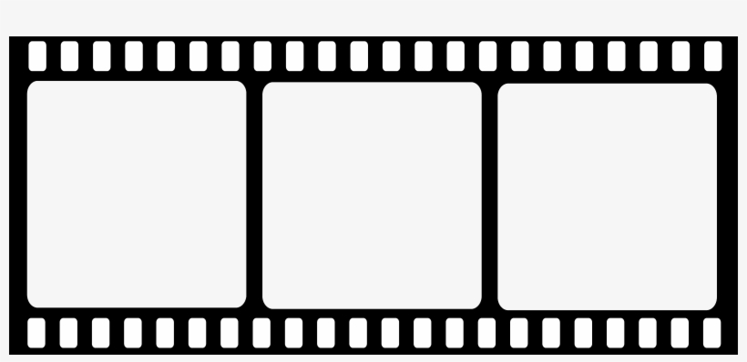 Flickr Cover Film Strip Template.