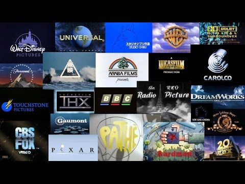Movie Studio Logo Animation Compilation.