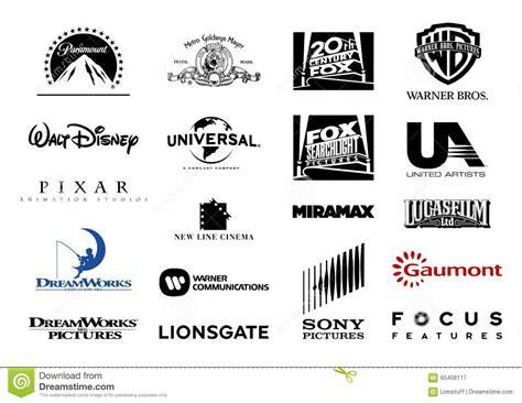 Film studio Logos.