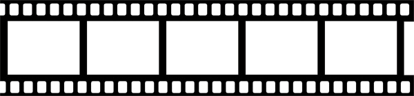 Movie Tape clip art Free vector in Open office drawing svg.