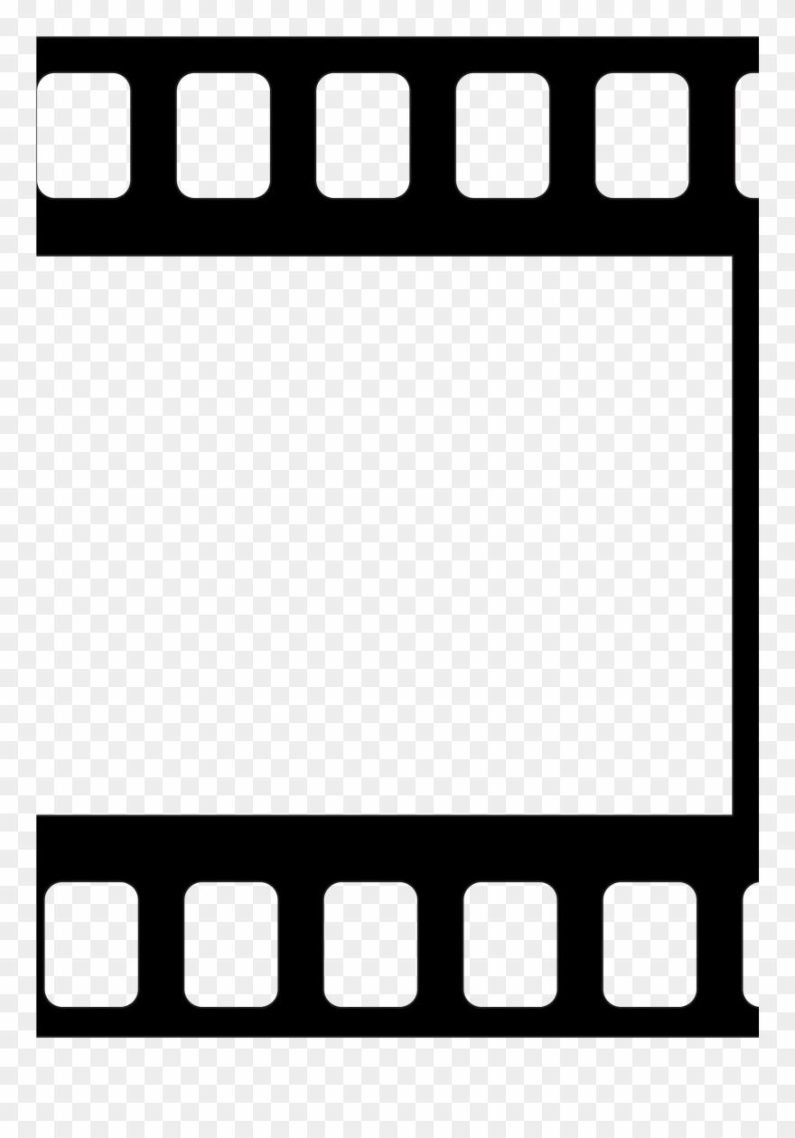 Movie Clipart Movie Tape.