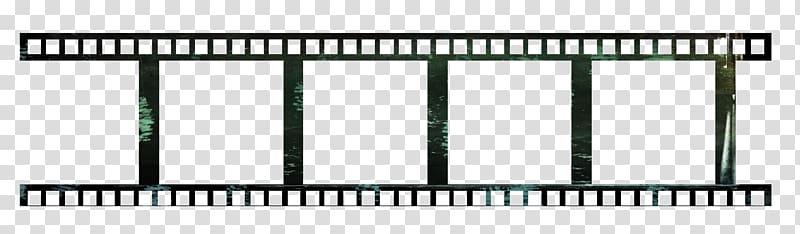 Black metal ladder illustration, Adhesive tape Film , Film tape.