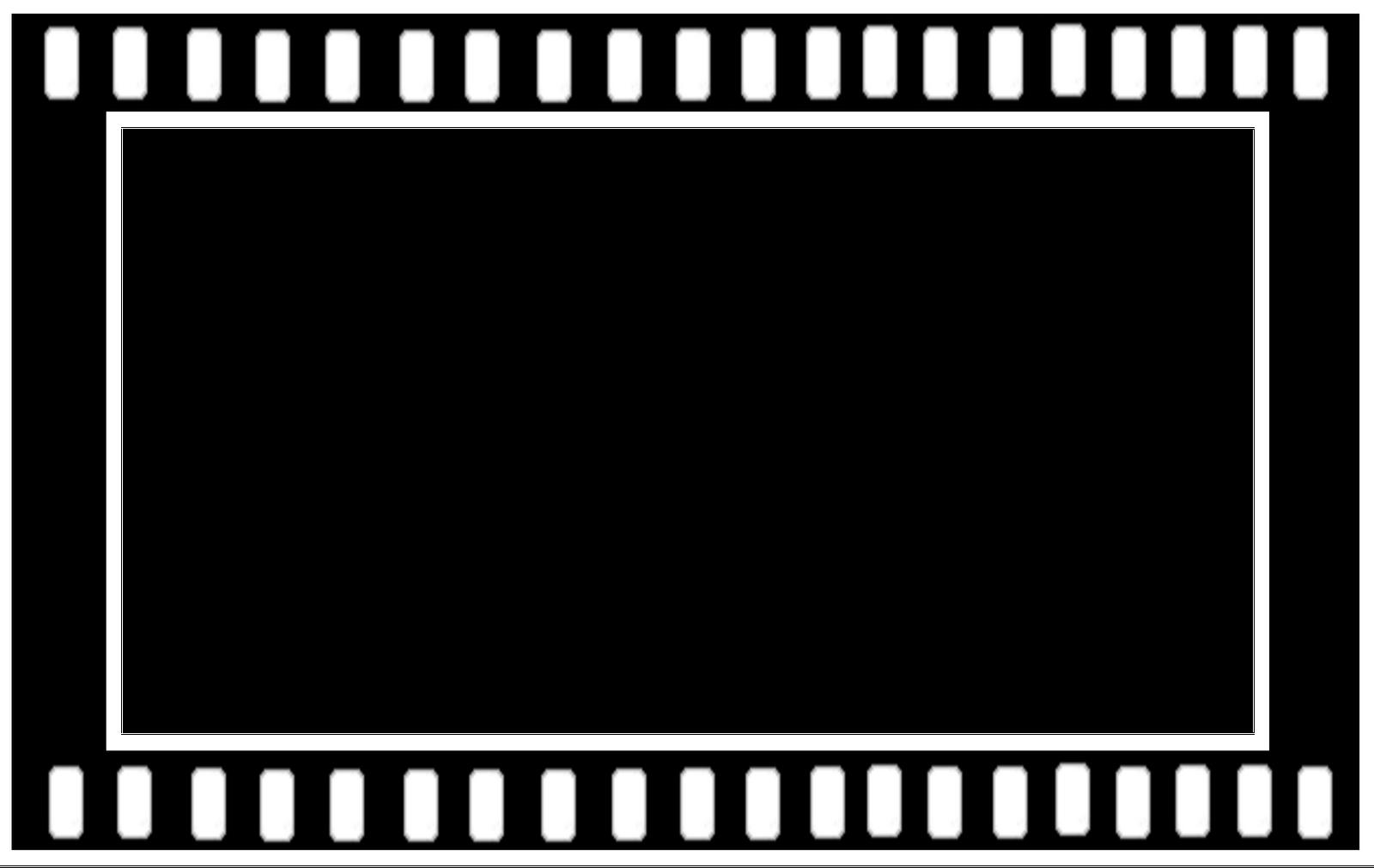 Film Strip Template Png.
