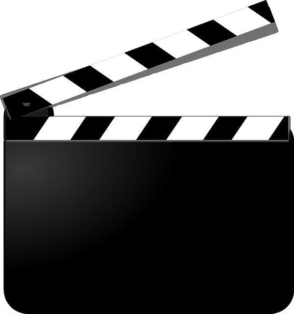 Free photo Cut Clapperboard Video Filmmaking Movie Film.