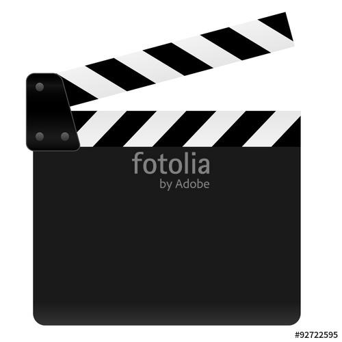Bilder und Videos suchen: filmklappe.