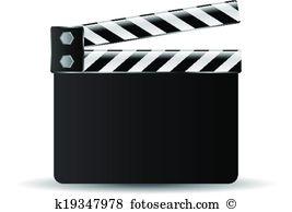 Filmklappe Clipart Vektor Grafiken. 2.970 filmklappe EPS Clip Art.