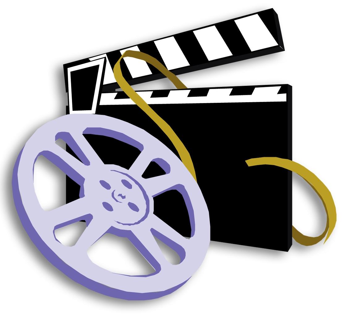 Filmmakers clipart.
