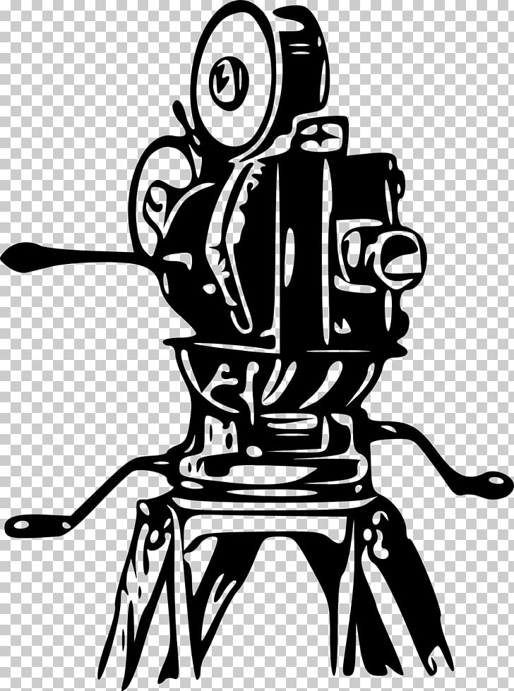 Filmmaking Cinema, camera drawing PNG clipart.