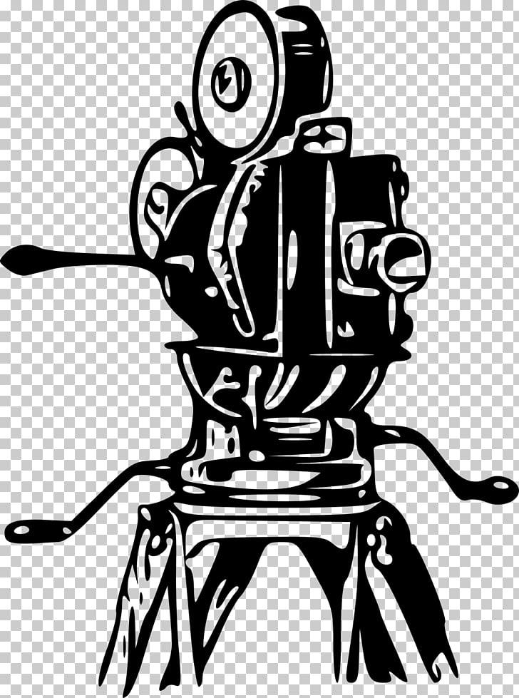 Filmmaking Cinema, camera drawing PNG clipart.