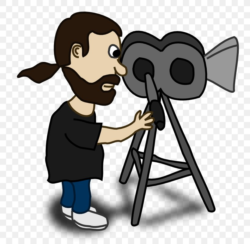 Filmmaking Film Director Photography Clip Art, PNG.