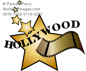 Film star clipart download.