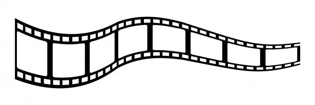 Film strip clip art.