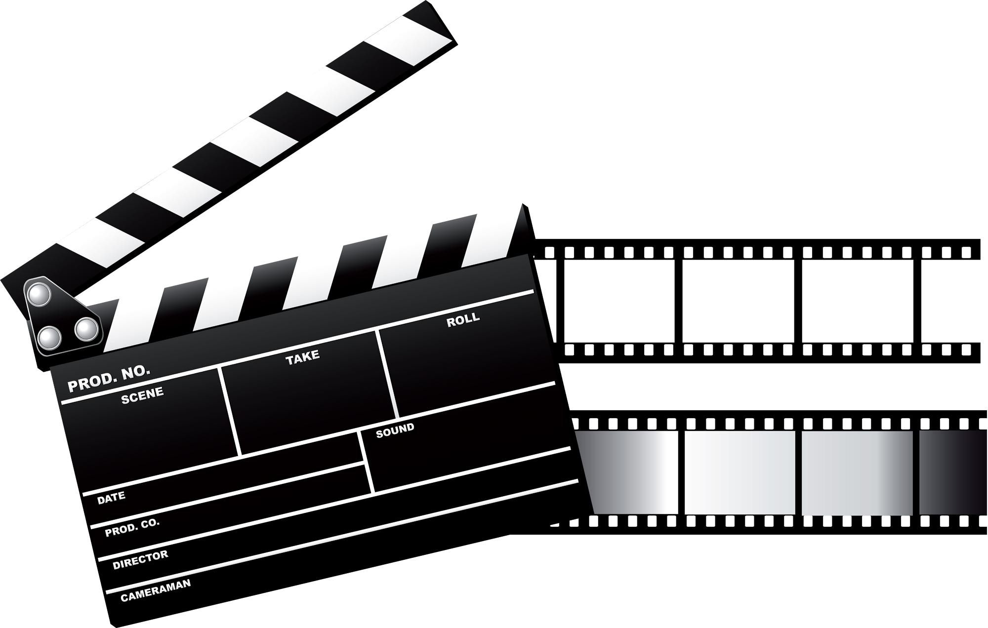 Film Strip Clipart.