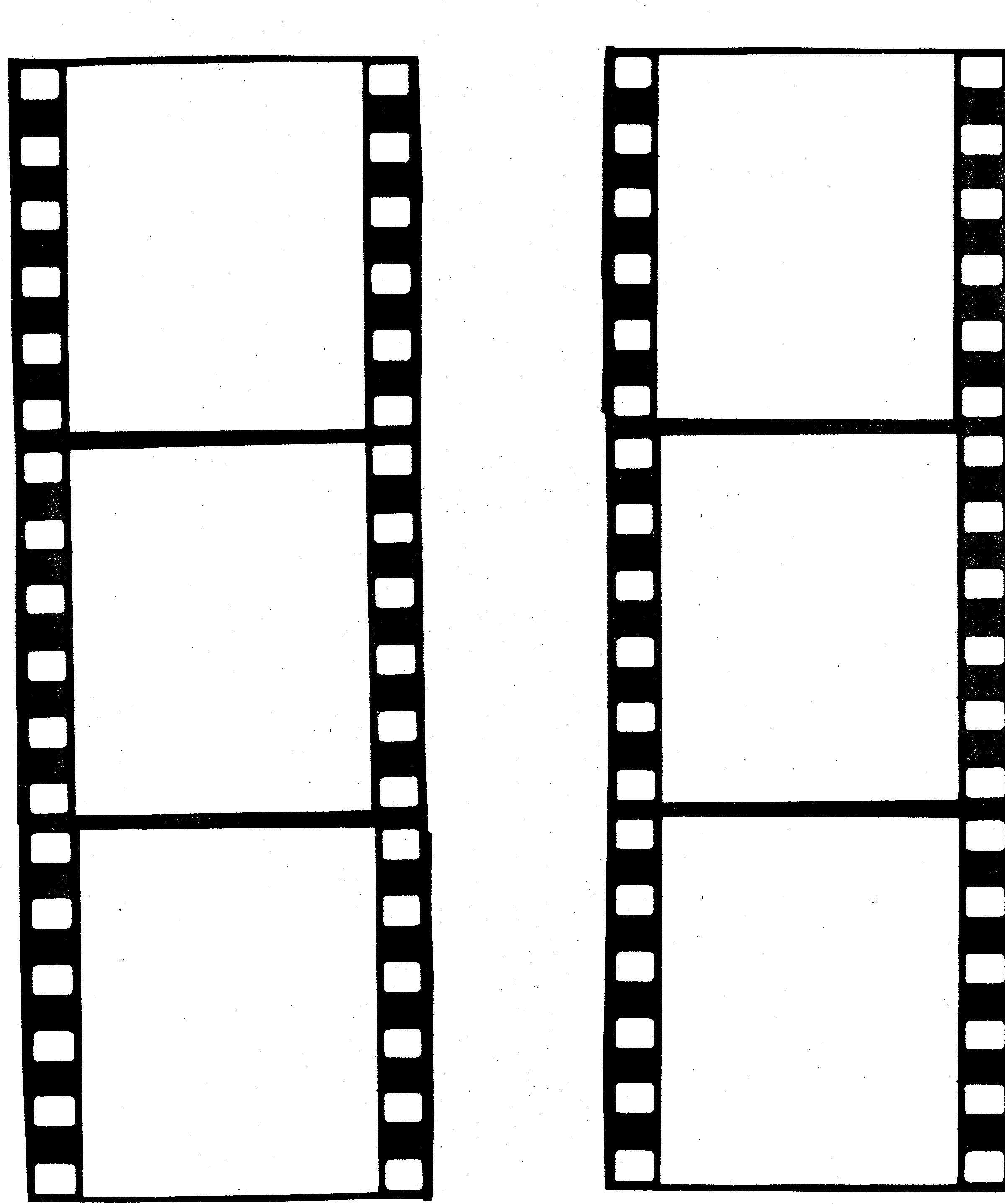Film strip free filmstrip clipart.