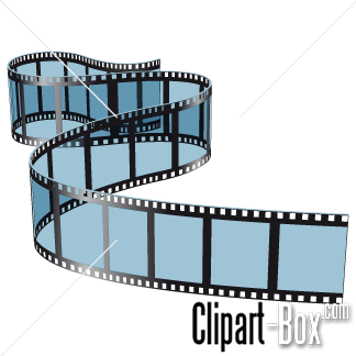 CLIPART FILM STRIPE.